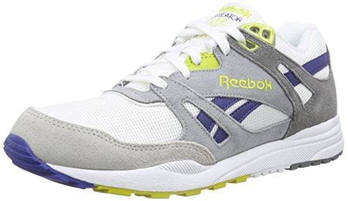 Reebok Ventilator Athletic Herren Laufschuhe Mehrfarbig (Snowy Grey/White/Flat Grey/Medium Grey)
