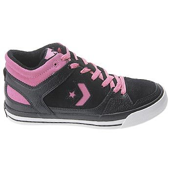 Converse - Coolidge Mid - 510990 - black / pink - Gr. 38,5 / 5,5