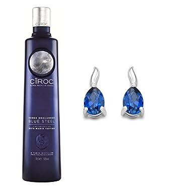 Ciroc Blue Steel Vodka Zoolander Limited Edition Bottle And Byjoy