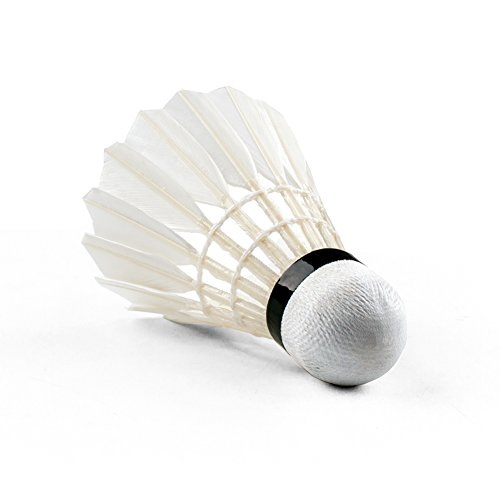 Senston Shuttlecocks A30(High Stability Durability)/A8(Stability) Goose Feathers Shuttlecocks Badminton Birdies High-Performance Badminton Balls