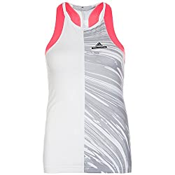 Adidas Stella Mccartney Barricade Womens Tennis Tank Top Size Xs White