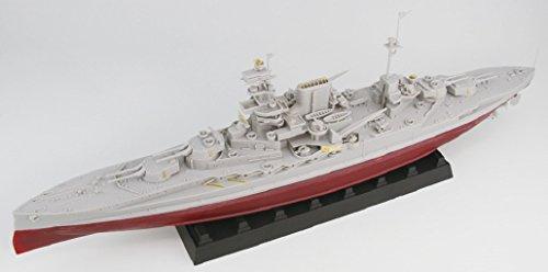 ピットロード 1/700 英国海軍 クイーン・エリザベス級戦艦 マレーヤ 1943