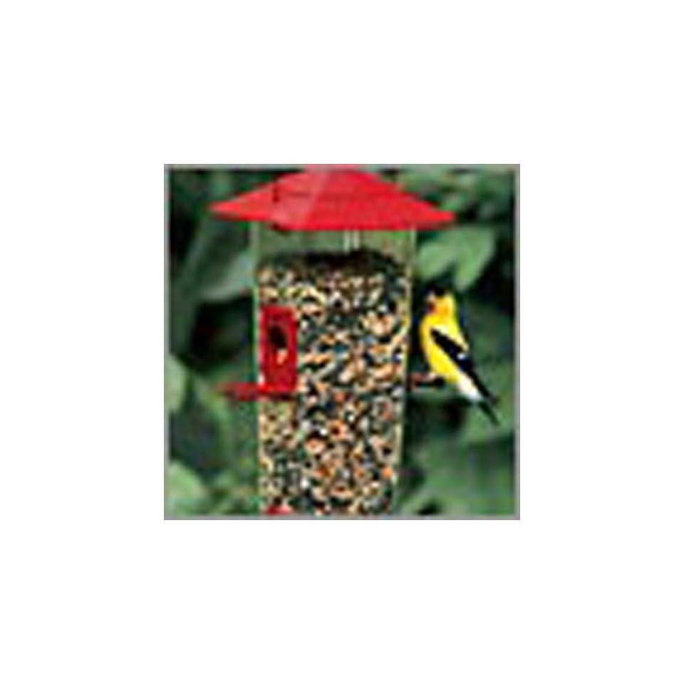 Combo Feeder (Bird Feeders) (Seed Feeders)