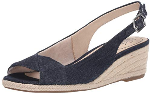 Espadrille Womens Wedge Shoes - 9