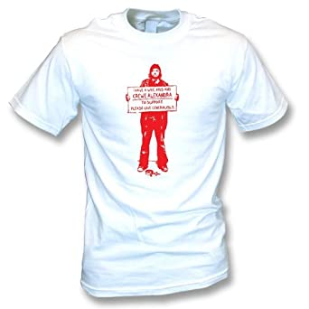 4e528d79 I Support Crewe Alexandra T-shirt: Amazon.co.uk: Sports & Outdoors
