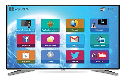 Mitashi Full HD LED Smart TV MiDE043v20 |With Free Air Mouse