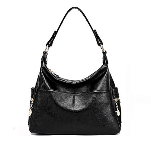 2a2cba69b4 The Seventh Soft Leather Shoulder Bags Hobo Style Bag
