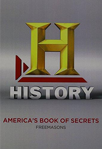 Book Of Secrets Dvd - Book Of Secrets: Freemasons