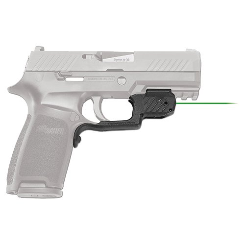 Crimson Trace Green Laser Sight for Sig Sauer P320, M17, M18 LG-420G Green Laser Sight for Sig Sauer P320, M17, M18