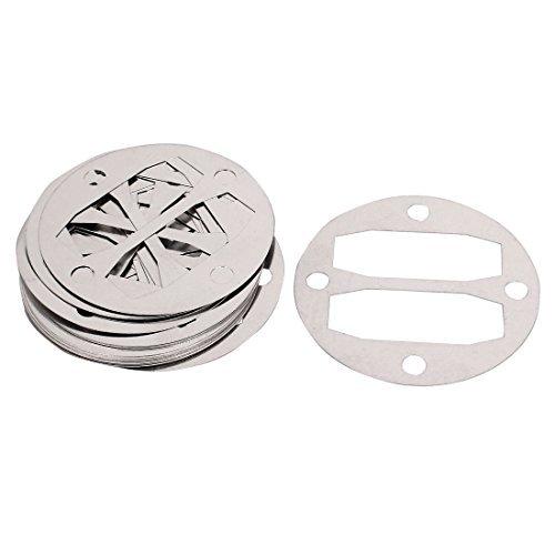 20 piezas de aluminio arandelas Ronda compresor de aire CULATA Juntas: Amazon.com: Industrial & Scientific