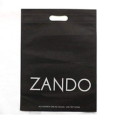Zando Women Two Piece Stripe Swimwear Vintage Skirted Swimdress Beachwear Push Up Swimsuits for Women Boyshort