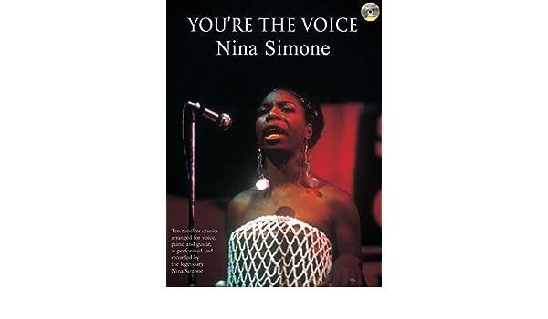 Nina Simone Piano Song Volume 2 Pop Jazz Soul pvg Voice Guitar FABER Music BOOK