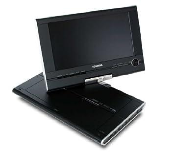 Toshiba SD-P91S Portable DVD Player: Amazon.es: Electrónica