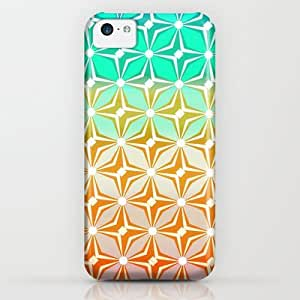 classic - Pattern Series 117 iPhone & iphone 5c Case by Colli13designs:by Su