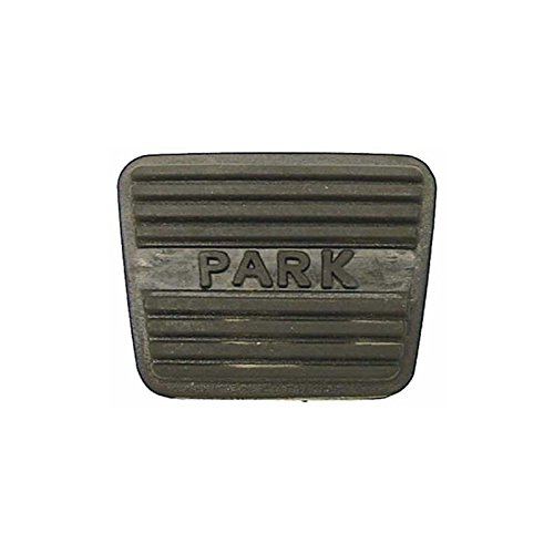 - Eckler's Premier Quality Products 50203450 Chevelle Parking Brake Pedal Pad