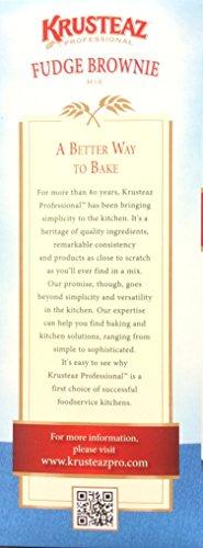 Krusteaz FUDGE BROWNIE Mix 7lb. (4 Pack) by Krusteaz (Image #3)