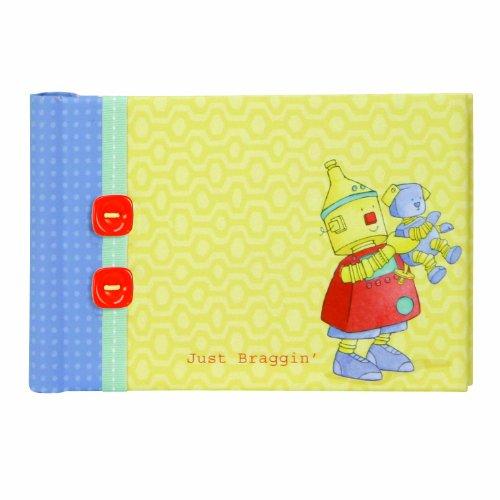 [해외]C.R. Gibson Grandmas Brag Book Baby Bots (Discontinued by Manufacturer) / C.R. Gibson Grandmas Brag Book, Baby Bots (Discontinued by Manufacturer)