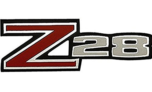 - Z28 CAMARO REAR SPOILER DECAL For Years 1970, 1971, 1972 And 1973 - Z 28 Z/28