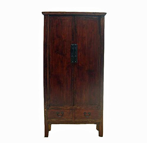 Natural Antique Chinese Cabinet