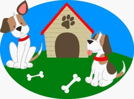 Beagles Needlepoint Kit (Chart Needlepoint)