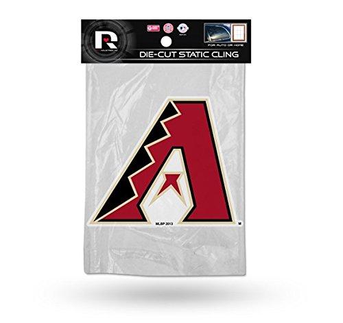 Rico MLB Arizona Diamondbacks Shape Cut Static Decal