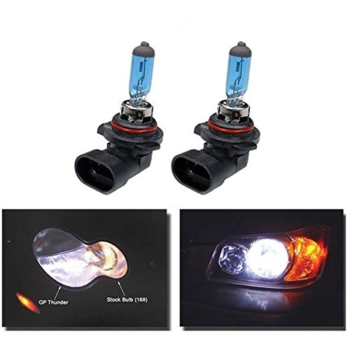 Eckler's Premier Quality Products 25-306323 - Corvette C5 Headlight 65 Watt High Beam Super White Bulbs by Premier Quality Products