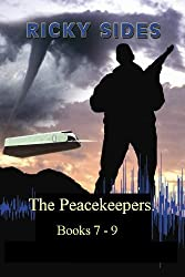 The Peacekeepers. Books 7 - 9 (The Peacekeepers Boxset Book 3)