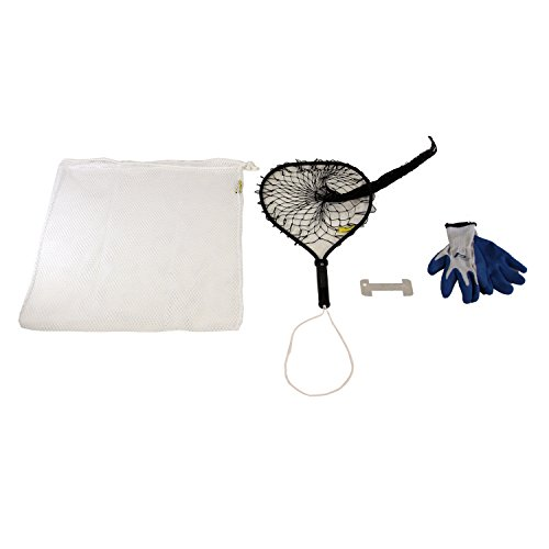 - Promar NE-105 Lobster Diver-Feets Kit w/Catch Bag Gauge Gloves Net