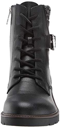 Morten Black Tommy Hilfiger Women''s Combat Boot EfE7qCw