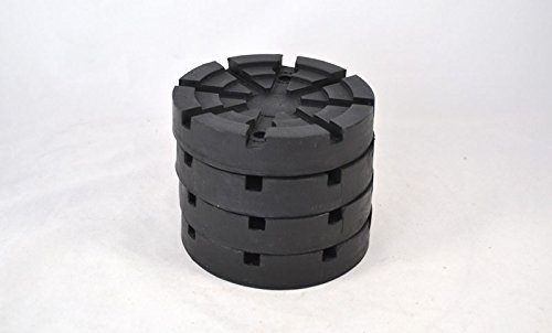Lift Pads Nussbaum, Phoenix, Force (earlier) Molded Rubber Pad