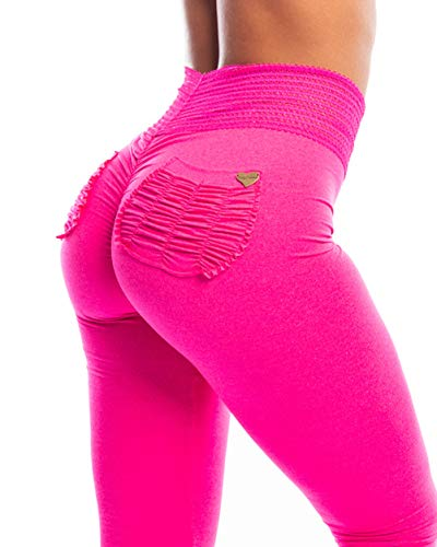 Cute Booty Lounge - Pink Pimp Super Beauty Active Extra Large - Moisture Wicking Women