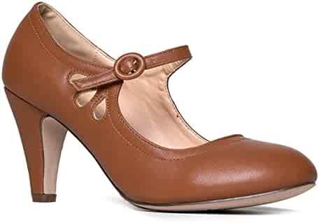 7365ea36608ff Shopping Brown - Mary Jane or Wedge - Pumps - Shoes - Women ...