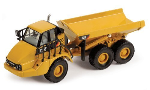 CAT Articulated Truck Die-Cast Collectible - 1:50 Scale by Caterpillar