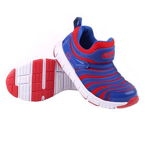Dr. Mama 2016Nouveau casuales Déodorant Chaussures Respirant chaussures de Sport pour enfant 21-largo-13.3cm Púrpura-21 azul-22 PCGh7dbMTM