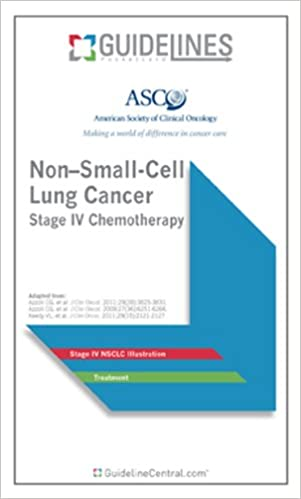 Non–Small-Cell Lung Cancer GUIDELINES Pocketcard: Stage IV