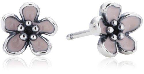Pandora - 290537EN40 - Boucles d'Oreille Femme - Argent 925/1000