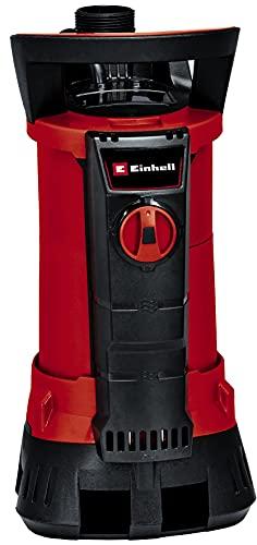 Einhell GE-DP 6935 A ECO - Bomba de aguas sucias (690W, capacidad de 17.500l/h, profundidad max. de inversión 7m, conexión de manguera 47.8mm, cuerpos extraños hasta 35 mm) (ref.4171450)