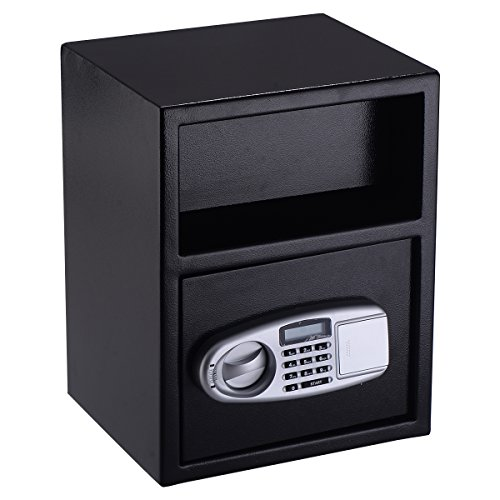 digital-safe-box-depository-drop-deposit-front-load-cash-vault-lock-home-jewelry