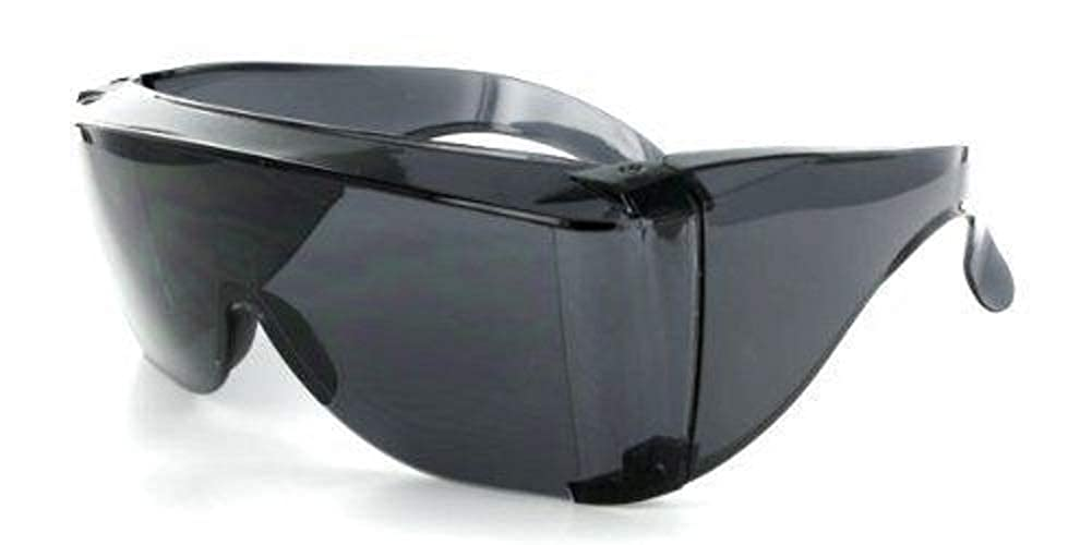 afcc8e8452 Amazon.com  Cover-Ups Black Sunglasses For People Who Wear Prescription  Glasses in the Sun  Clothing