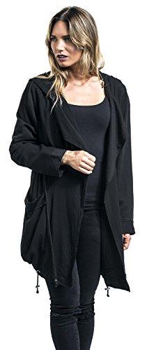Fashion Victim Oversize Jacket Chaqueta Mujer Negro Negro