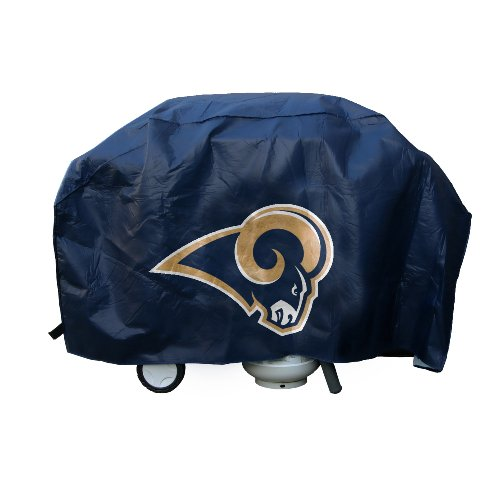 St Louis Rams Cover (NFL St. Louis Rams Deluxe Grill Cover)