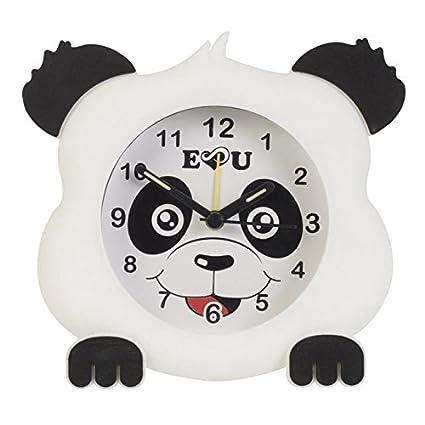 Panda reloj despertador y#x272E;Timeless para niños reloj y#x272E;Diseño
