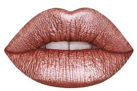 Ultra Metal Liquid Lipstick Bronze Rose Gold Shimmer Metallic Lip Gloss Makeup Waterproof Long Wearing - Rose Bronze