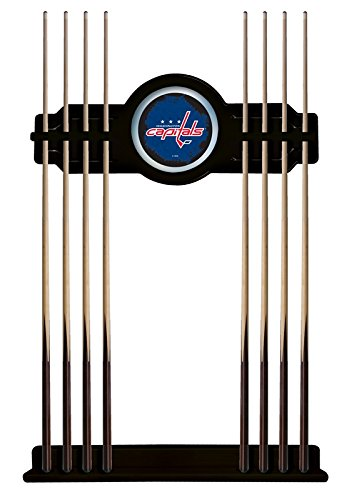 Washington Capitals Cue Rack in Black Finish by Holland Bar Stool Co.