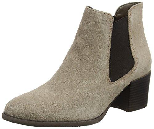 Tamaris Damen 25381 Chelsea Boots Braun (Taupe)