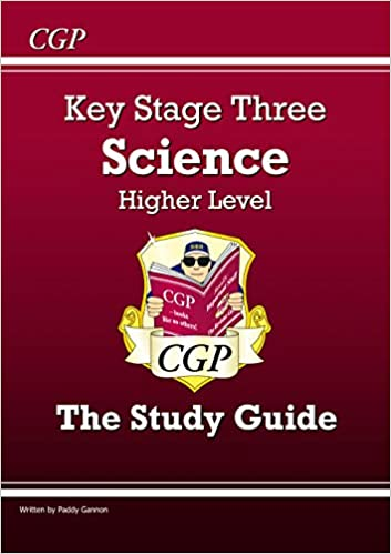KS3 Science Study Guide - Higher (CGP KS3 Science): Amazon co uk
