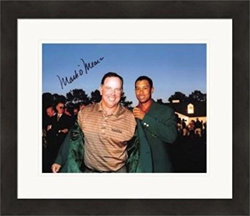 Mark O'Meara Signed Photo - OMeara 8x10 Golfer Masters Champion) #SC4 Matted & Framed - Autographed Golf Photos -  Autograph Warehouse, 465260