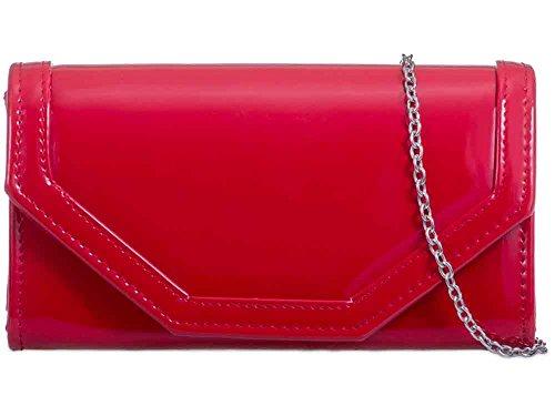 chair Pochette rouge petit Hautefordiva femme pour 7OqwBp4