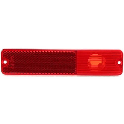 Rear Side Marker Lamp compatible with CJ Series 68-86 / SJ 84-91 Right or Left Red