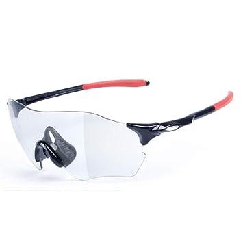 YXCXC Gafas De Sol Que Cambian De Color, Gafas De Sol Polarizadas Que Cambian De